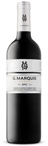 G. Marquis Vineyards The Silver Line Epic 2010