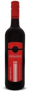 Hinterbrook Winery Deeply Red Cabernet Merlot 2011