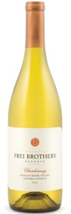 Frei Brothers Winery Reserve Chardonnay 2013
