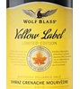 Wolf Blass Yellow Label Limited Edition Shiraz Grenache Mouvedre 2012