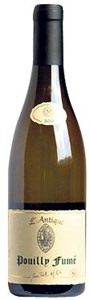 Jean-Paul Mollet L'antique Pouilly-Fumé 2010