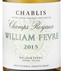 William Fevre Champs Royaux Chablis 2015