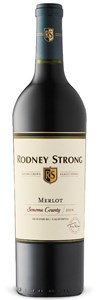 Rodney Strong Wine Estates Merlot 2010