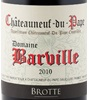 Domaine Barville Brotte 2010