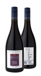 Upper Bench Estate Winery Upper Bench & Four Shadows Pinot Noir 2012