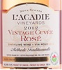 L'Acadie Vineyards Cuvée Rosé 2012