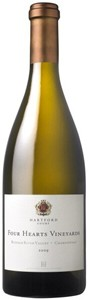 Hartford Court Four Hearts Vineyards Chardonnay 2010