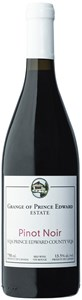 The Grange of Prince Edward Estate Winery Select Pinot Noir 2012