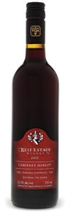 Reif Estate Winery Cabernet Merlot 2015