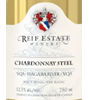 Reif Estate Winery Steel  Chardonnay 2015