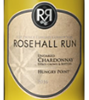 Rosehall Run Hungry Point Unoaked Chardonnay 2016