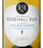 Rosehall Run Liberated Unoaked  Chardonnay 2016