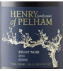 Henry of Pelham Winery Pinot Noir 2016