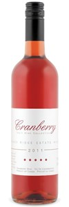 Stoney Ridge Cranberry Wine 2011