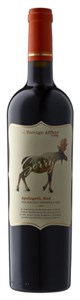 The Foreign Affair Winery Apologetic Red 2015