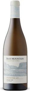 Blue Mountain Vineyard and Cellars Chardonnay 2012