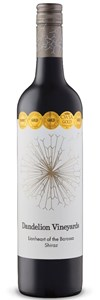 Dandelion Vineyards Lionheart Of The Barossa Shiraz 2012