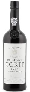 Delaforce Corte Vintage Quinta And Vineyard Bottlers Vinhos Port 1997