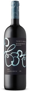 Thirty Bench Wine Makers Red Blend - Meritage 2011