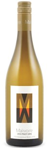 Malivoire Wine Company Pinot Gris 2012