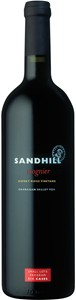 Sandhill Winery Small Lots, Osprey Ridge Vineyard Viognier 2009