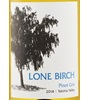 Lone Birch Pinot Gris 2014