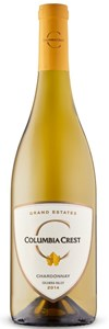 Columbia Crest Winery Grand Estates Chardonnay 2014