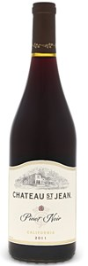 Chateau St. Jean Winery and Vineyard Pinot Noir 2015