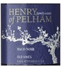 Henry of Pelham Winery Old Vines Baco Noir 2015