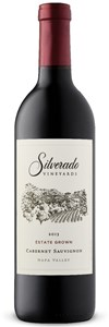 Silverado Vineyards Cabernet Sauvignon 2015
