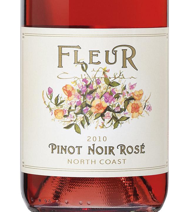 Fleur De California Pinot Noir Rose 2010 Expert Wine Review Natalie