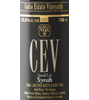 Colio Estate Wines CEV Small Lot Syrah 2010