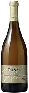 Ponzi Vineyards Reserve Chardonnay 2009