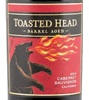 Toasted Head Barrel Aged Cabernet Sauvignon 2009