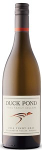 Duck Pond Fries Family Cellars Pinot Gris 2016