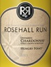 Rosehall Run Hungry Point Unoaked Chardonnay 2013