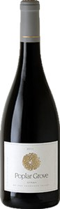 Poplar Grove Winery Syrah 2011