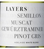 Peter Lehmann Wines Layers White Semillon Muscat 2009