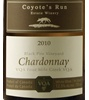 Coyote's Run Estate Winery Black Paw Vineyard Chardonnay 2008