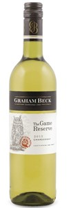 Graham Beck The Game Reserve Chardonnay 2010