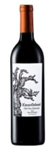 Scotto Cellars Knucklehead Old Vine Zinfandel 2013