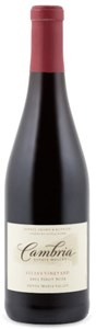 Cambria Julia's Vineyard Pinot Noir 2015
