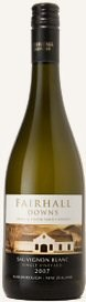 Fairhall Downs Single Vineyard Small & Smith Family Estate Sauvignon Blanc 2012