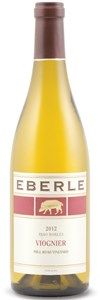 Eberle  Mill Road Vineyard Viognier 2011