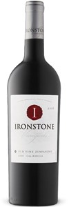 Ironstone Vineyards Old Vine Zinfandel 2012
