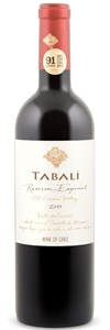 Tabalí  Reserva Especial Named Varietal Blends-Red 2009