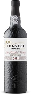 Fonseca Porto Late Bottled Vintage Unfiltered Port 2007