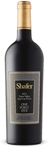 Shafer One Point Five Cabernet Sauvignon 2009