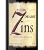 7 Deadly Zins Old Vine  Michael & David Phillips Zinfandel 2008