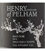 Henry of Pelham Winery Speck Family Reserve Baco Noir 2016